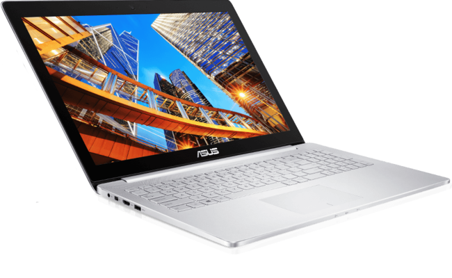 This is what you should have in your notebook for high performance and so fulfills the Asus UX501
