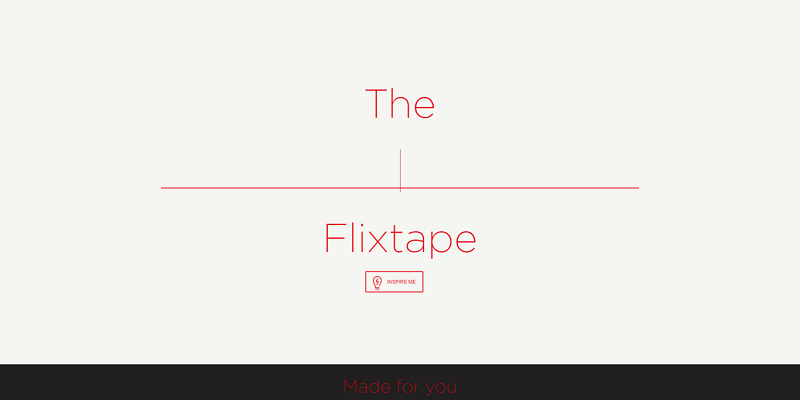 Netflix launches its Flixtapes, playlists to share your favorite series