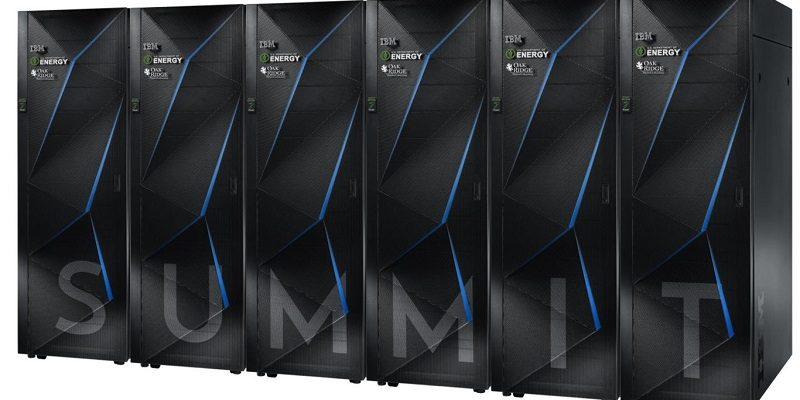 USA it prepares a 200 petaflops supercomputer and China battle intensifies