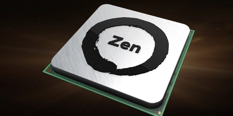 AMD Zen: High-performance processors who want to stand up to Intel