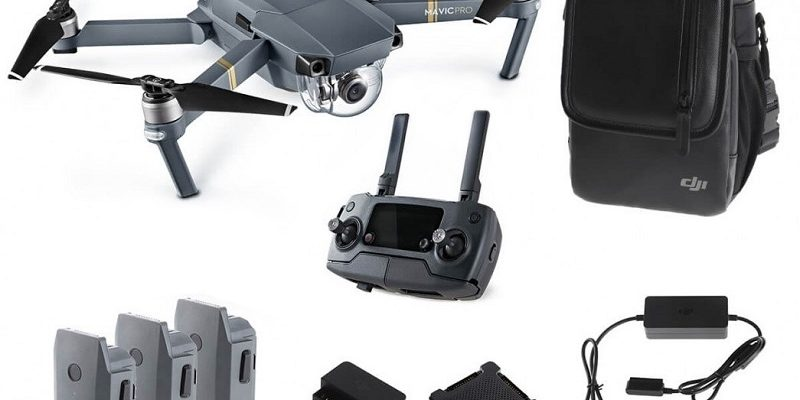 Mavic Pro, fly a drone is easier than ever