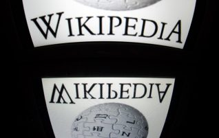 There bots fighting to the death in Wikipedia to impose its content