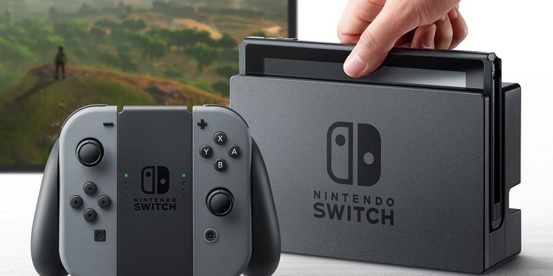 Nintendo Switch, the new Nintendo console is domestic, portable and cartridges!