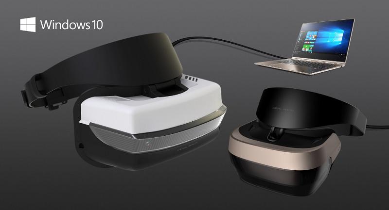 Microsoft VR goggles