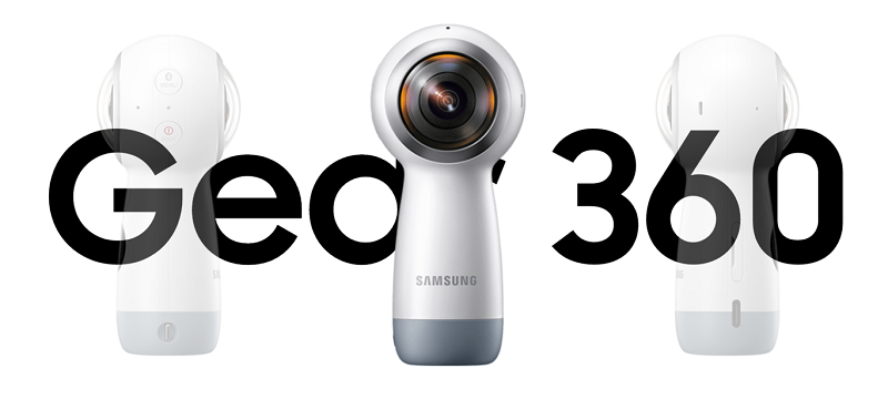 The new Samsung Gear 360: 4K, 360-degree recording and streaming