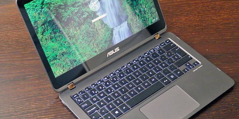 ASUS Zenbook Flip UX360UA: ASUS Ultimate Convertible