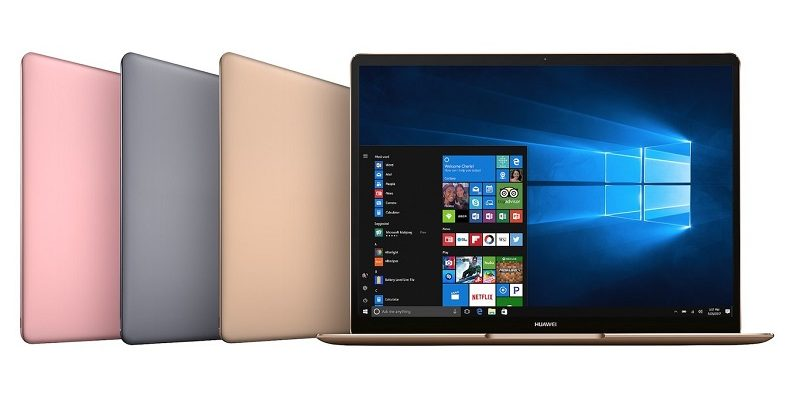 MateBook X, Huawei goes for it all with its first laptop