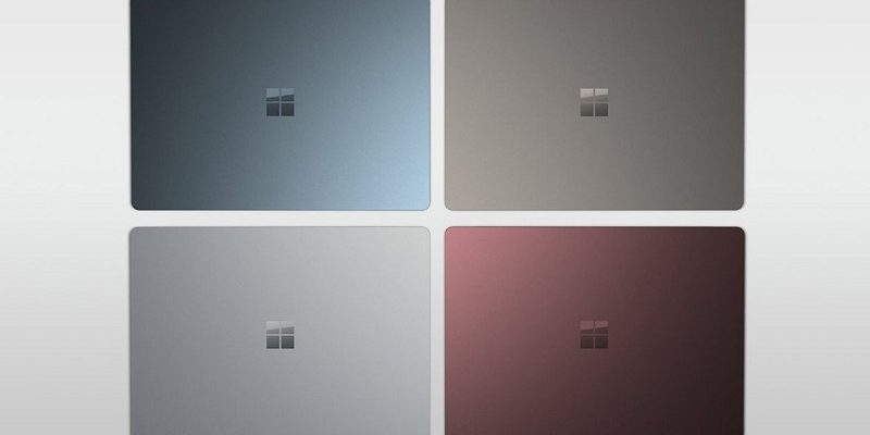 Surface Laptop: Microsoft's new laptop not only competes with Chromebook also with Macbook