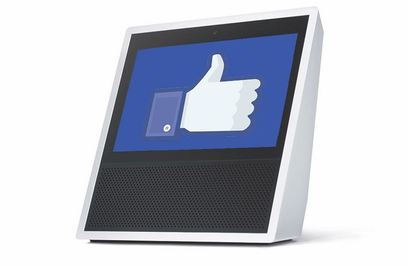 Facebook Smart Speaker