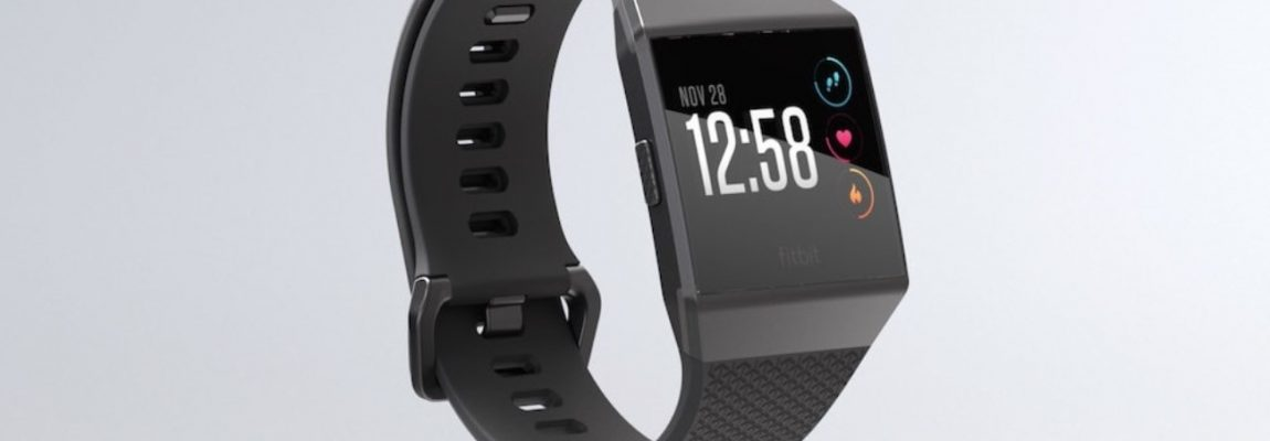Fitbit Ionic wants to eat Apple Watch, and integrates payment system, GPS and wireless headphones
