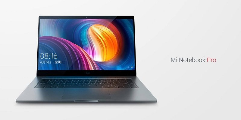 Xiaomi Mi Notebook Pro: A laptop focused on performance at the most content possible price