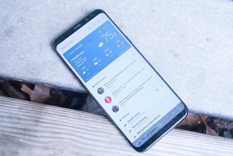 Bixby and Samsung