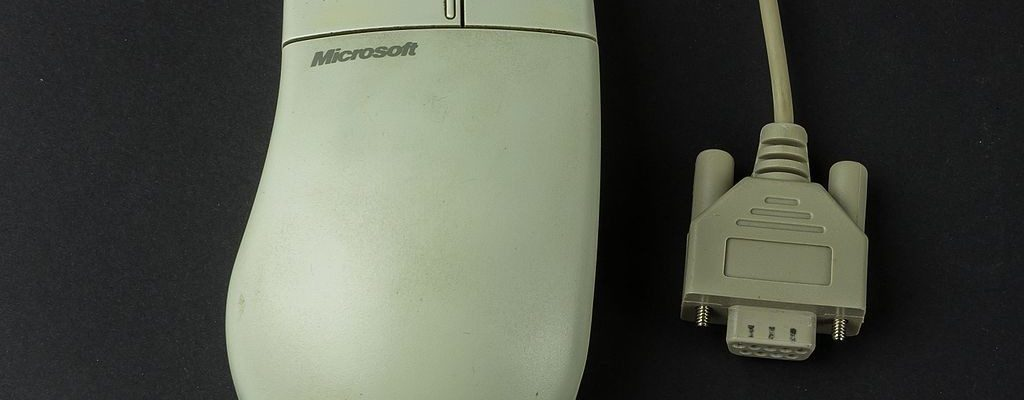The legend of one of the largest and best mouse makers in history: Microsoft