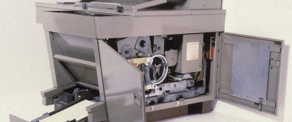 The photocopier that changed the world: The Xerox 914