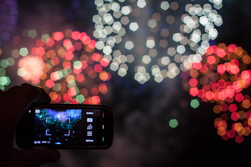 bokeh with your camera or mobile