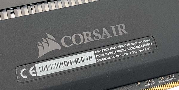 Corsair Dominator Platinum RGB DDR4