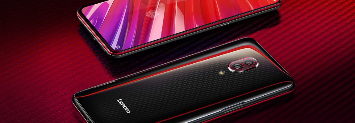 Lenovo Z5 Pro GT: The first mobile with the Snapdragon 855 will arrive with 12GB of RAM and design all screen