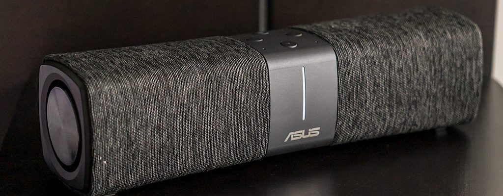 ASUS Lyra Voice: Three in one gadget